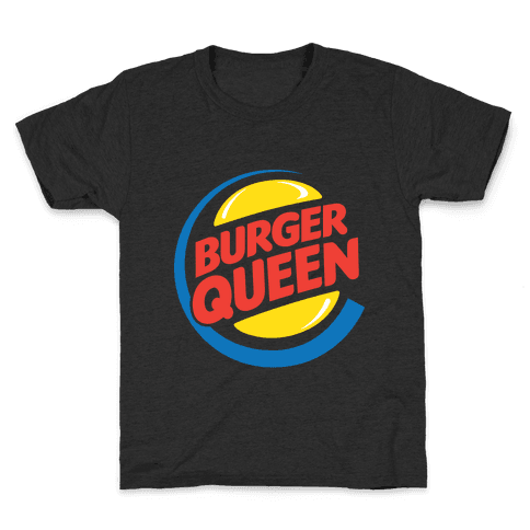 Burger Queen Kids T-Shirt