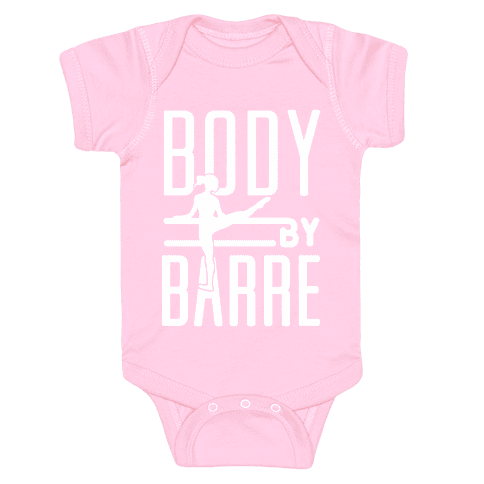 Body By Barre Baby Onesy