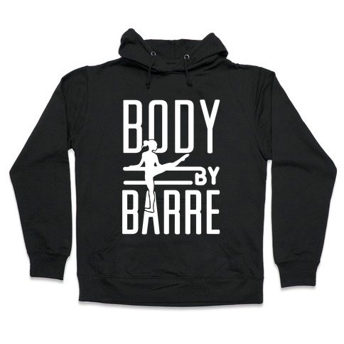 Body By Barre Hooded Sweatshirt