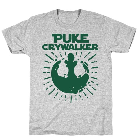 Puke Crywalker T-Shirt