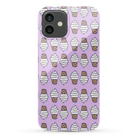 Ice Cream Pattern Phone Case