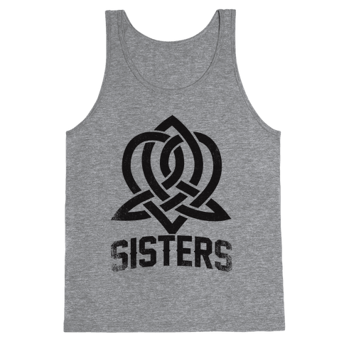 Sisters (Celtic Design) Tank Top