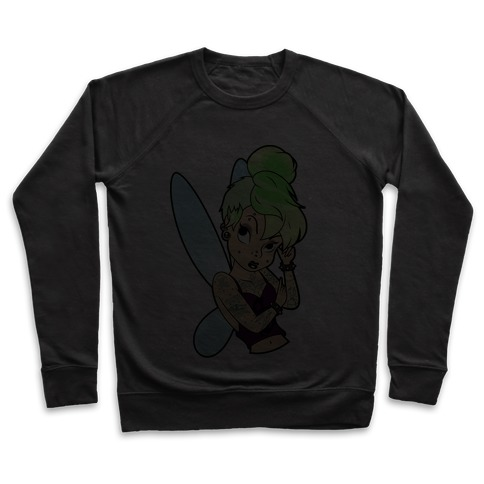 Punk Tinkerbell Pullover