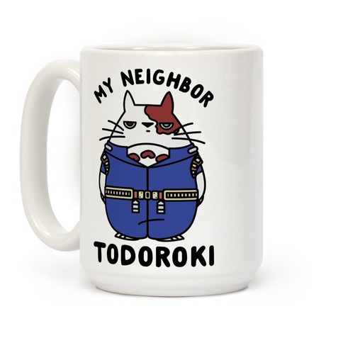 My Neighbor Todoroki Coffee Mug