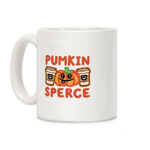 Pumkin Sperce Parody Coffee Mug