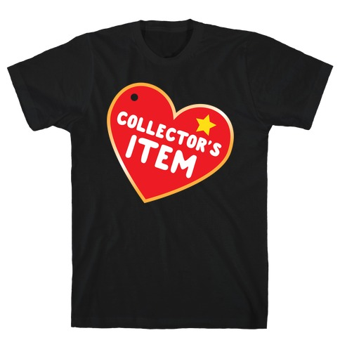Collector's Item Toy Parody T-Shirt