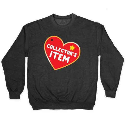 Collector's Item Toy Parody Pullover