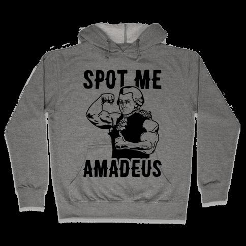 Spot Me Amadeus Hooded Sweatshirt