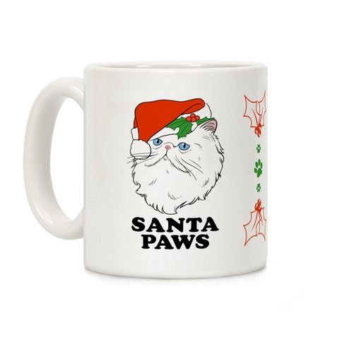 Santa Paws Coffee Mug