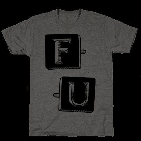 Frank Underwood Cufflinks Mens T-Shirt