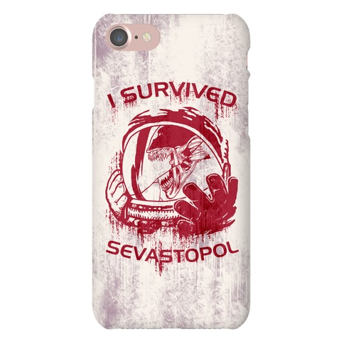 I Survived Sevastopol Phone Case