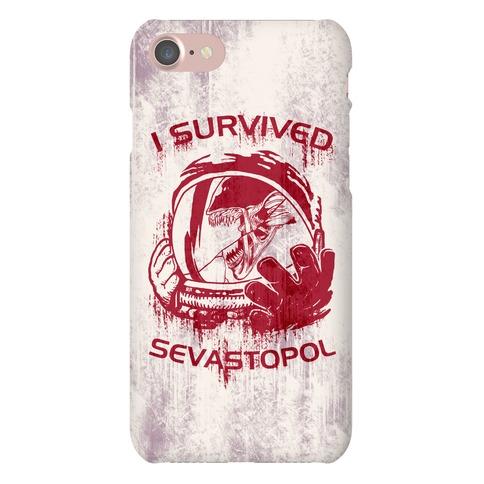 I Survived Sevastopol Phone Case