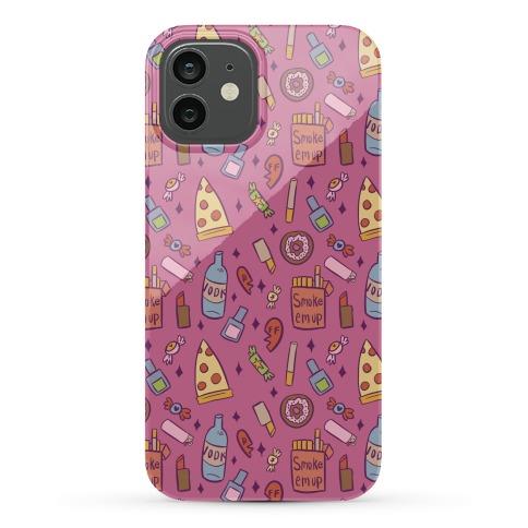 Girly Sleepover Phone Case