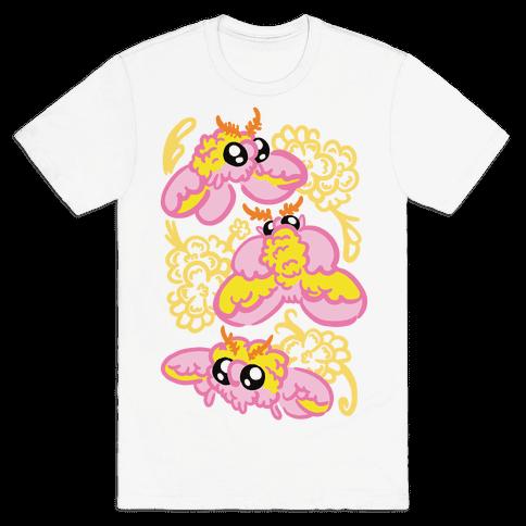 Rosy Maple Moths Mens T-Shirt