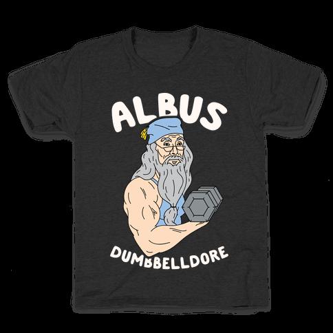 Albus Dumbbelldore Kids T-Shirt