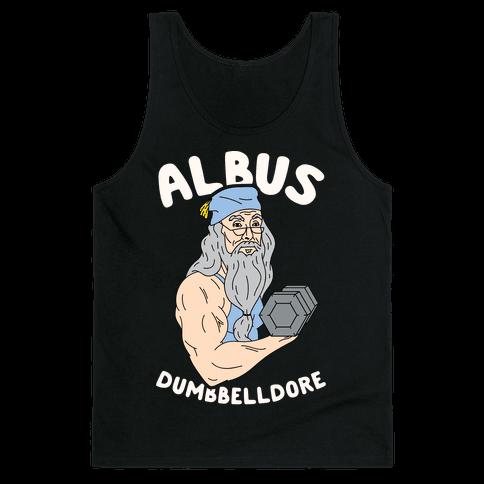 Albus Dumbbelldore Tank Top