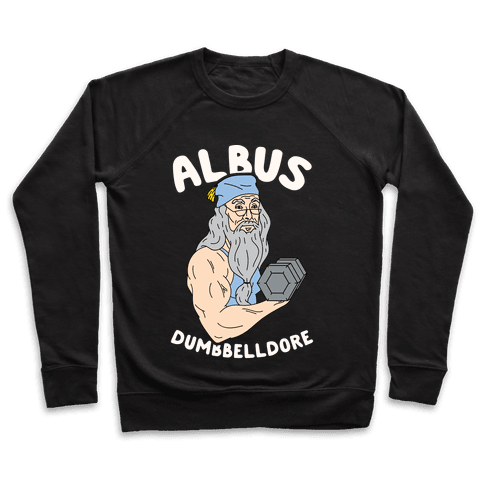 Albus Dumbbelldore Pullover