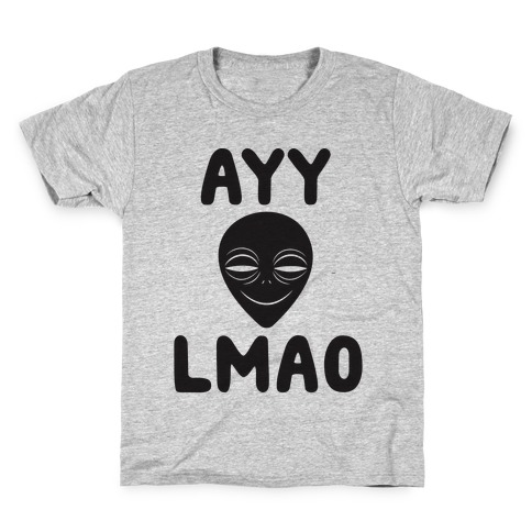 Ayy Lmao Kids T-Shirt
