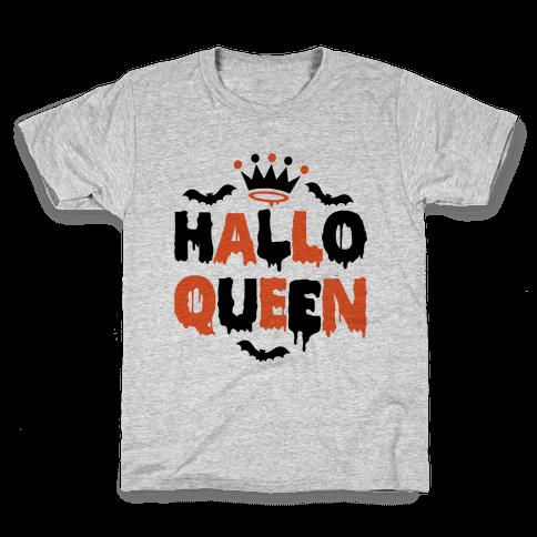 Hallo Queen Kids T-Shirt