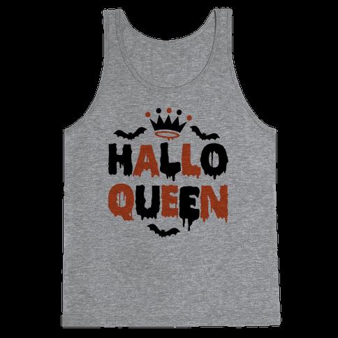 Hallo Queen Tank Top