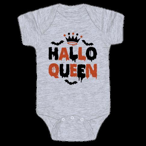 Hallo Queen Baby Onesy