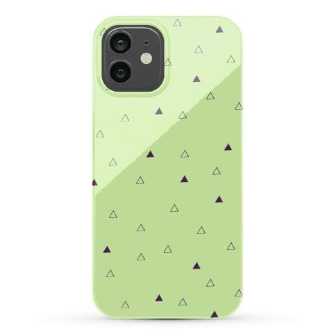 Triangle Pattern Case Phone Case