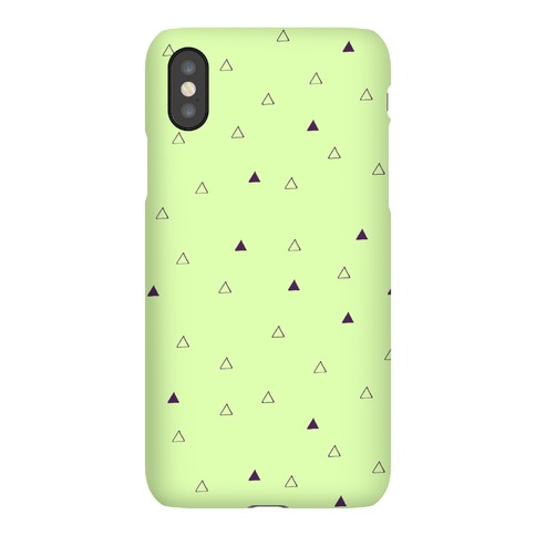 Triangle Pattern Case Phone Case