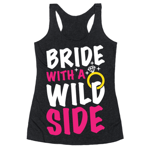 Bride With A Wild Side