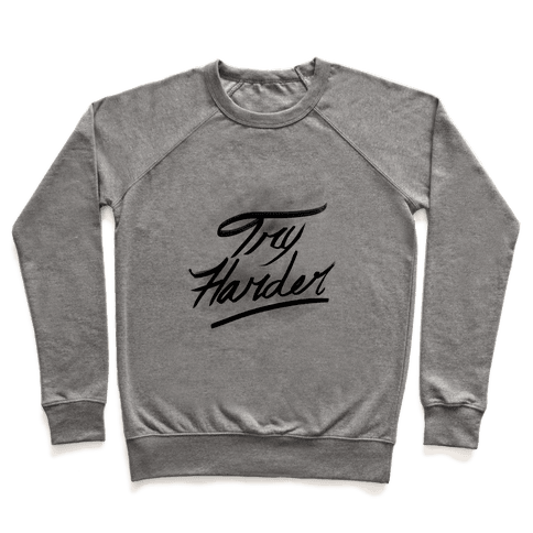 Motivate: Try Harder Pullover