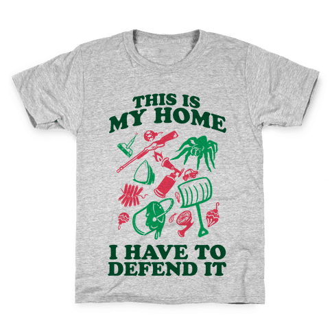 This is My Home Kids T-Shirt
