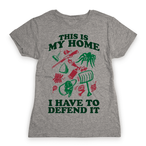 This is My Home Womens T-Shirt
