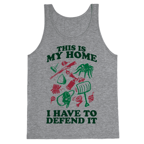 This is My Home Tank Top