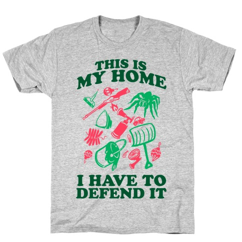 This is My Home T-Shirt