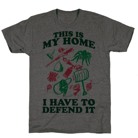 This is My Home Mens T-Shirt