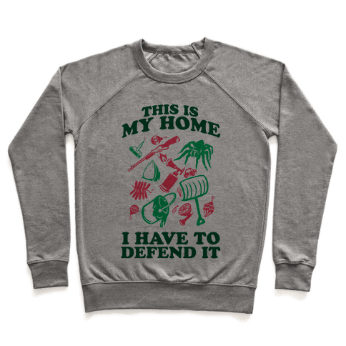 This is My Home Pullover