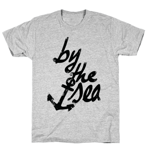 By The Sea Mens T-Shirt