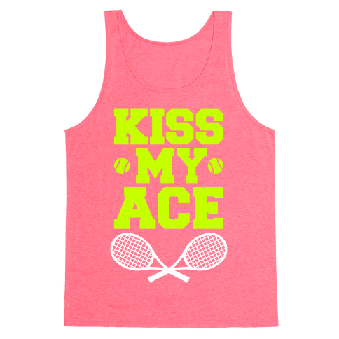 Kiss My Ace Tank Top