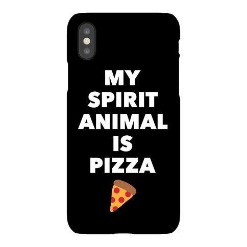 Pizza Spirit Animal Phone Case