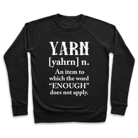 Yarn Definition Pullover