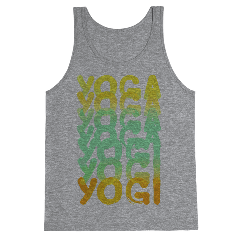 Yoga Into A Yogi Tank Top