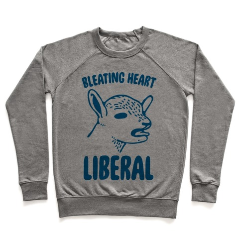 Bleating Heart Liberal Pullover
