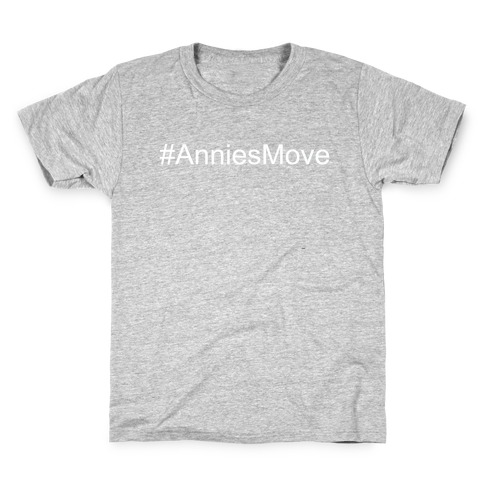 #Anniesmove Kids T-Shirt