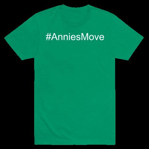 #Anniesmove Mens T-Shirt