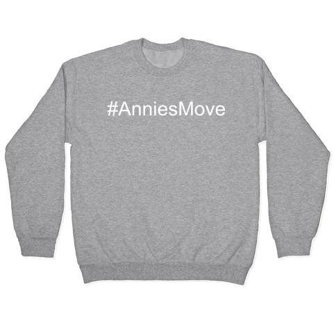 #Anniesmove Pullover