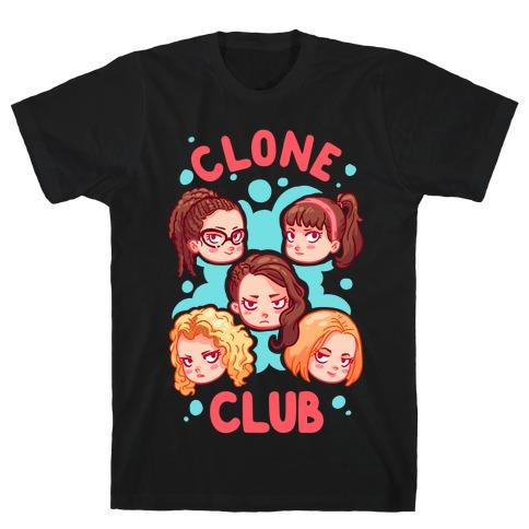 Clone Club Cuties Parody T-Shirt