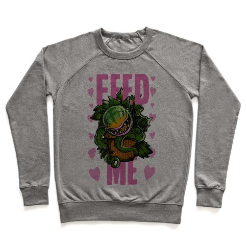 Feed Me!- Audrey II Pullover