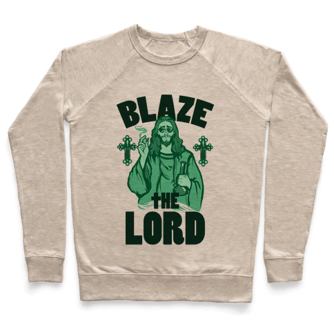 Blaze the Lord Pullover
