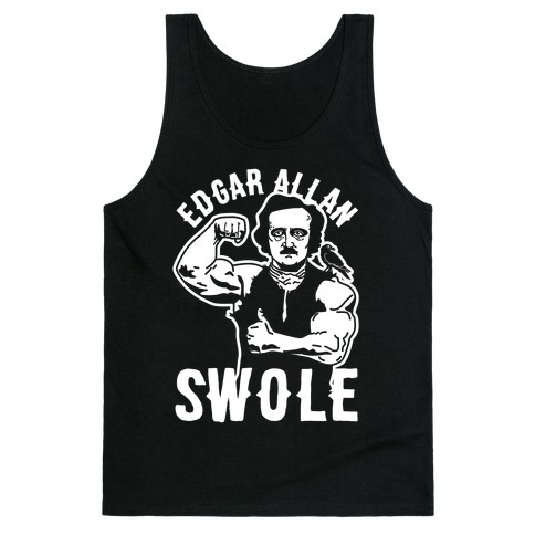 Edgar Allan Swole Tank Top