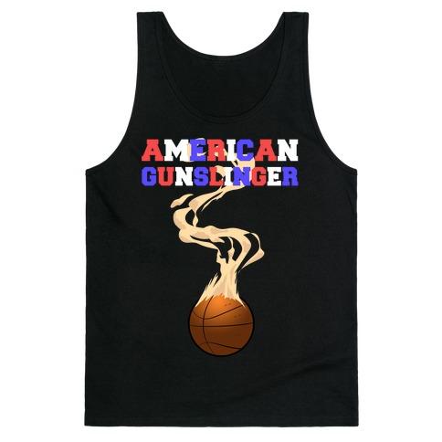 American Gunslinger Tank Top