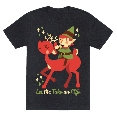 Let Me Take An Elfie